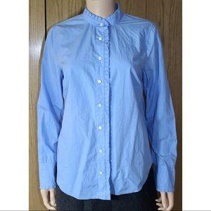 J. Crew Blue Button Down Shirt